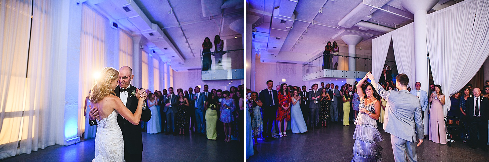 50 dancing - Audrey + Jake's Beautiful Chicago Wedding at Chez