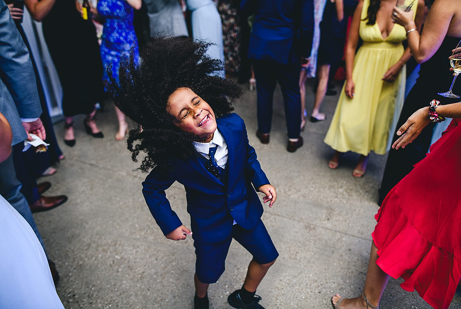 51 fun reception photos at chez - Audrey + Jake's Beautiful Chicago Wedding at Chez