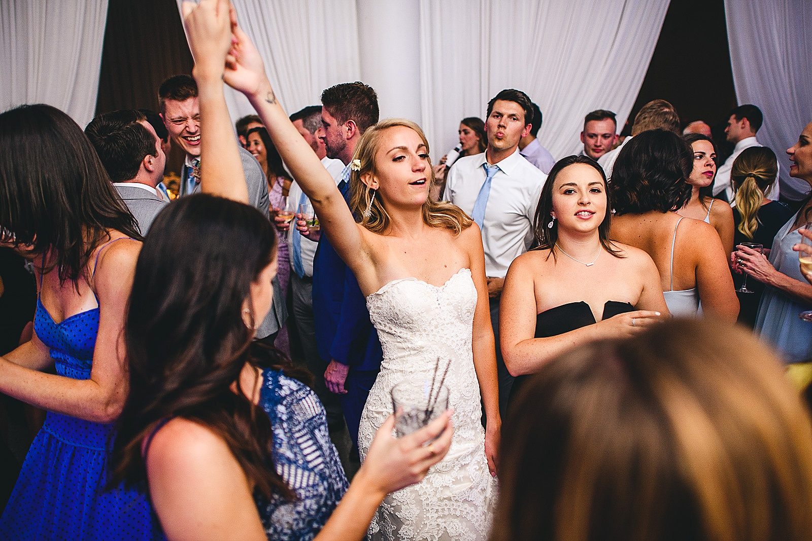 54 best chez chicago reception photography - Audrey + Jake's Beautiful Chicago Wedding at Chez