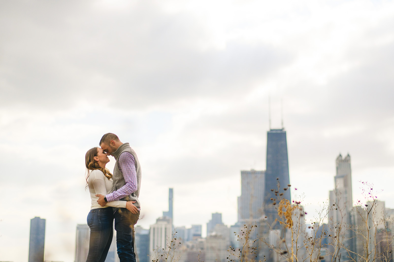 11 chicago proposal photos - Chicago Marriage Proposal // Mark + Jacklyn