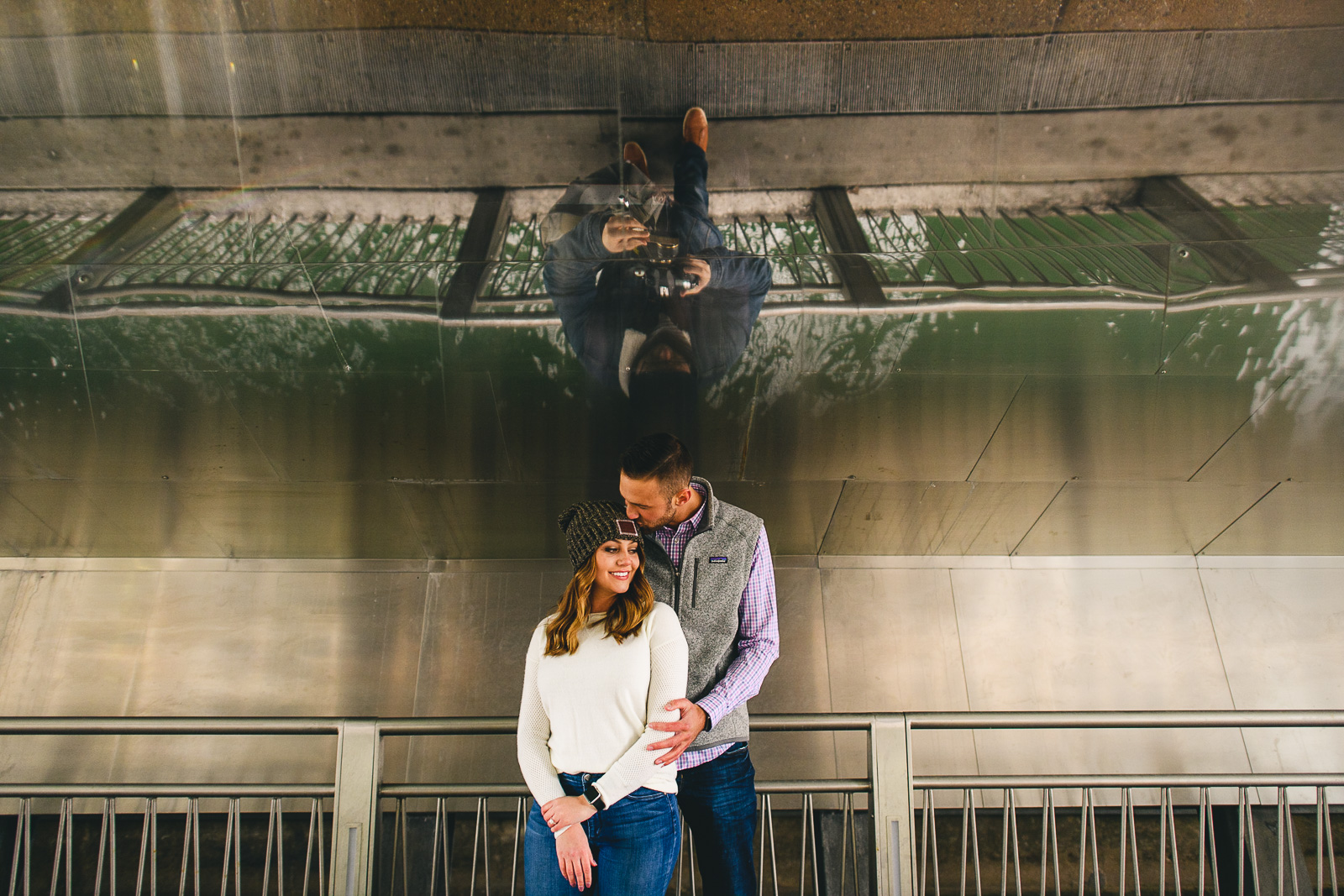 20 best engagement photos on the riverwalk - Chicago Marriage Proposal // Mark + Jacklyn
