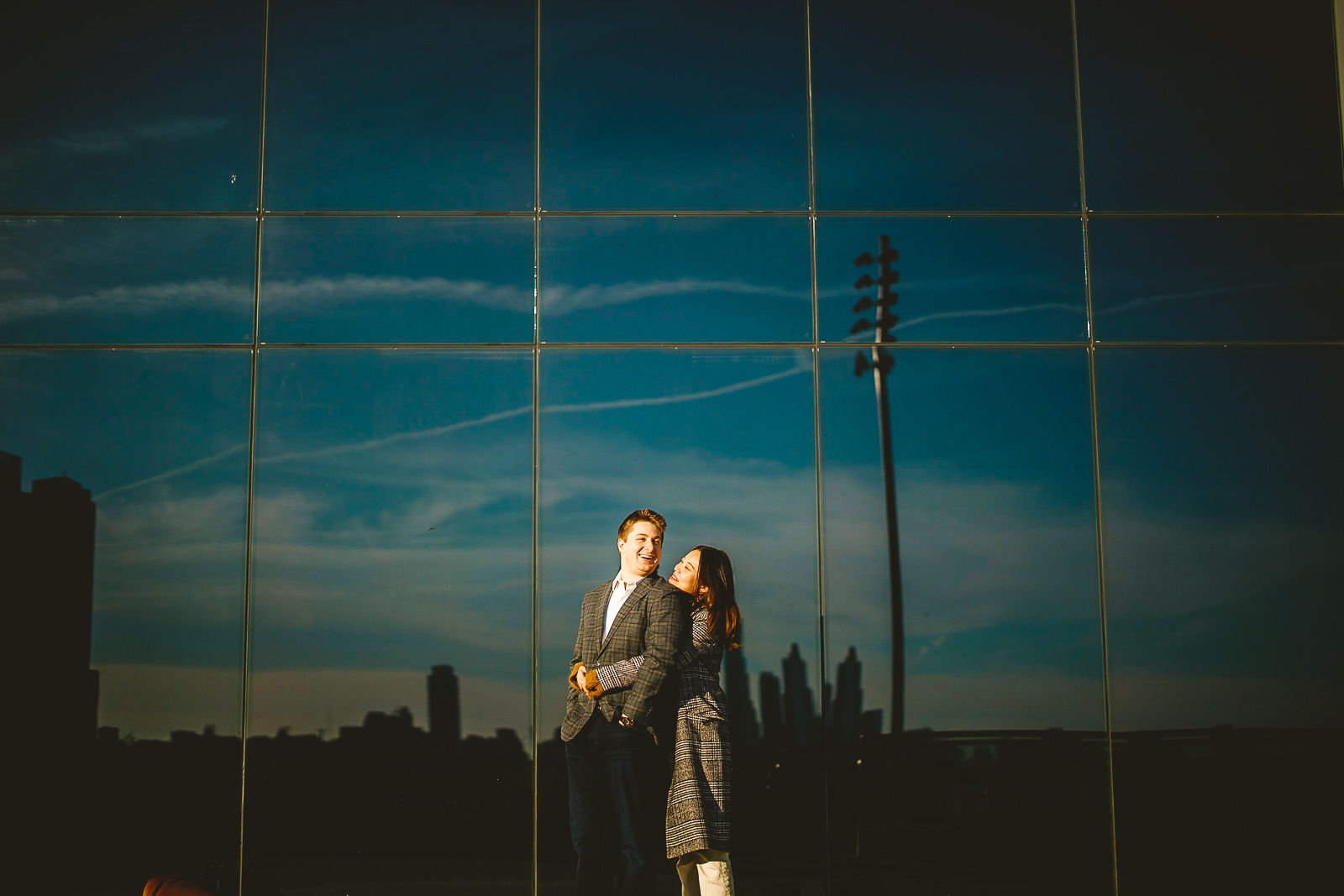 06 best engagement photos at navy pier - Navy Pier Engagement Session // Tyler + Jing