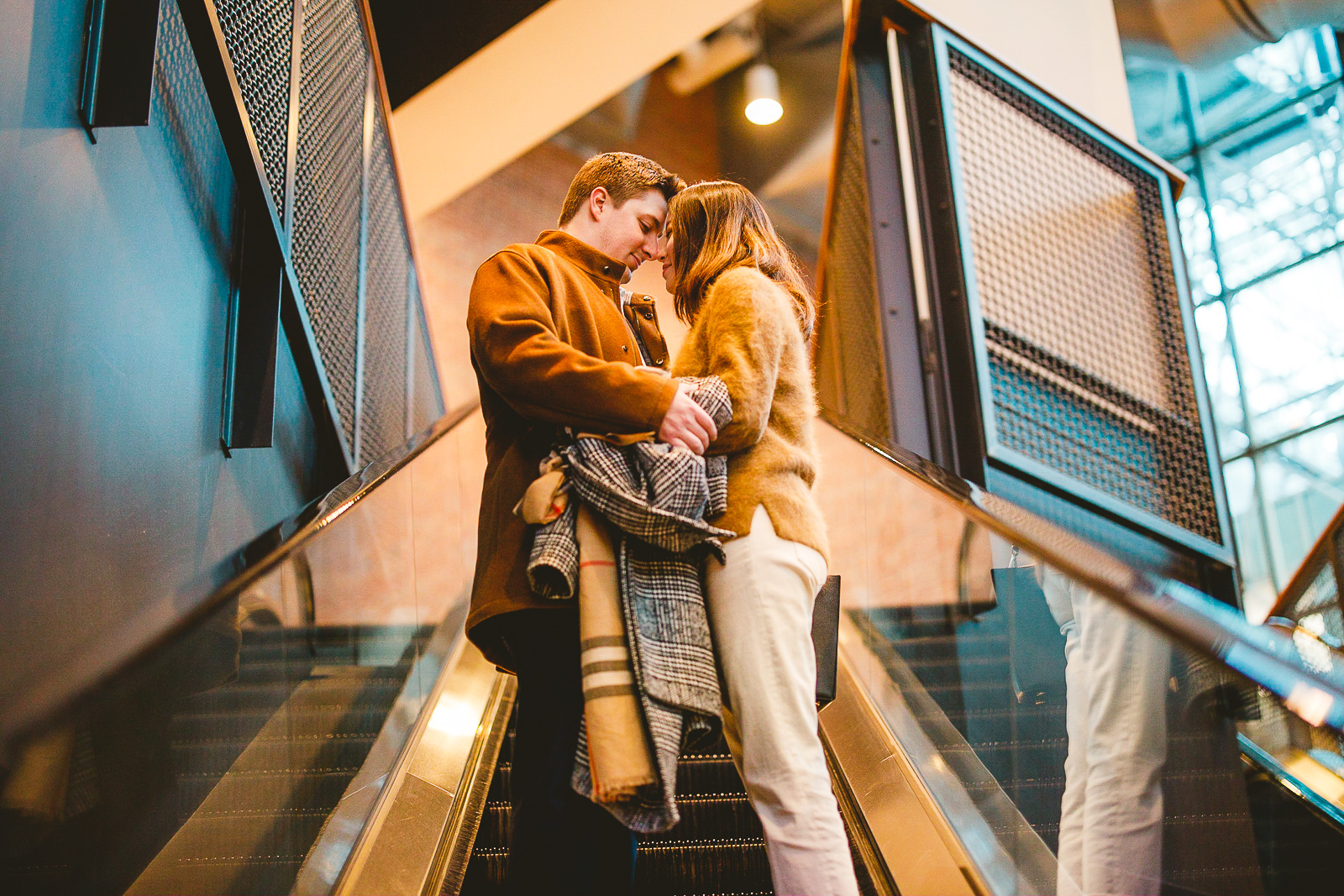 14 navy pier engagement session - Navy Pier Engagement Session // Tyler + Jing