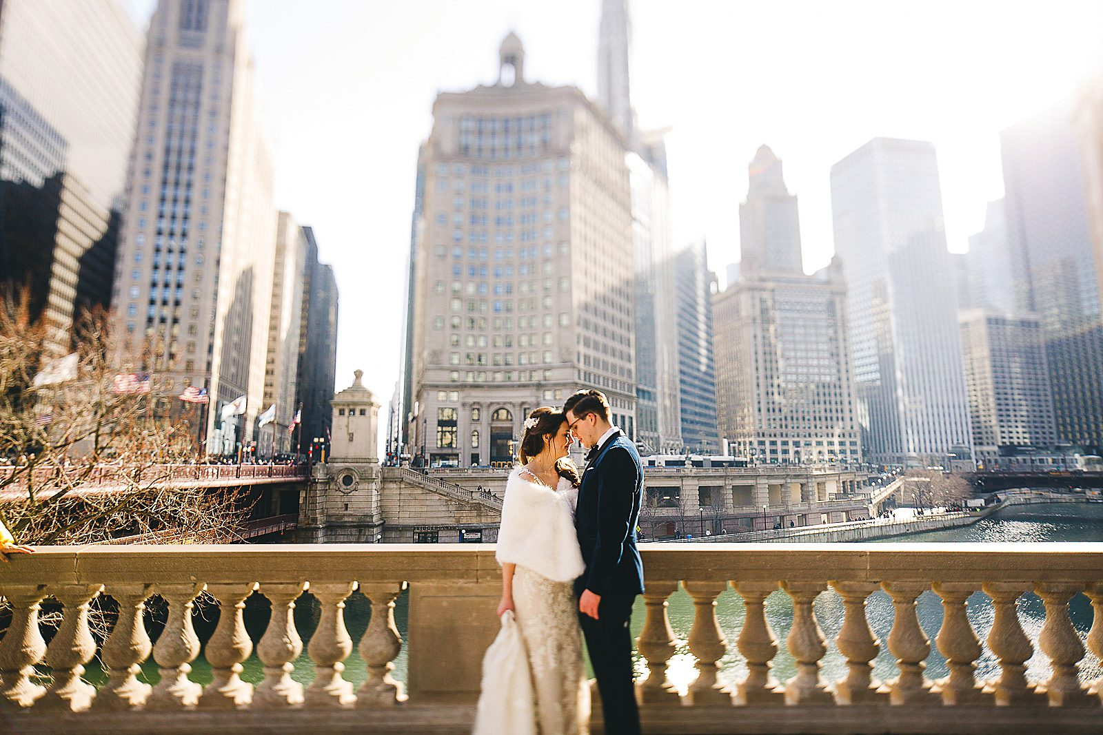 15 chicago wedding photograhy - The Wedding of Samantha + Kyle in Chicago