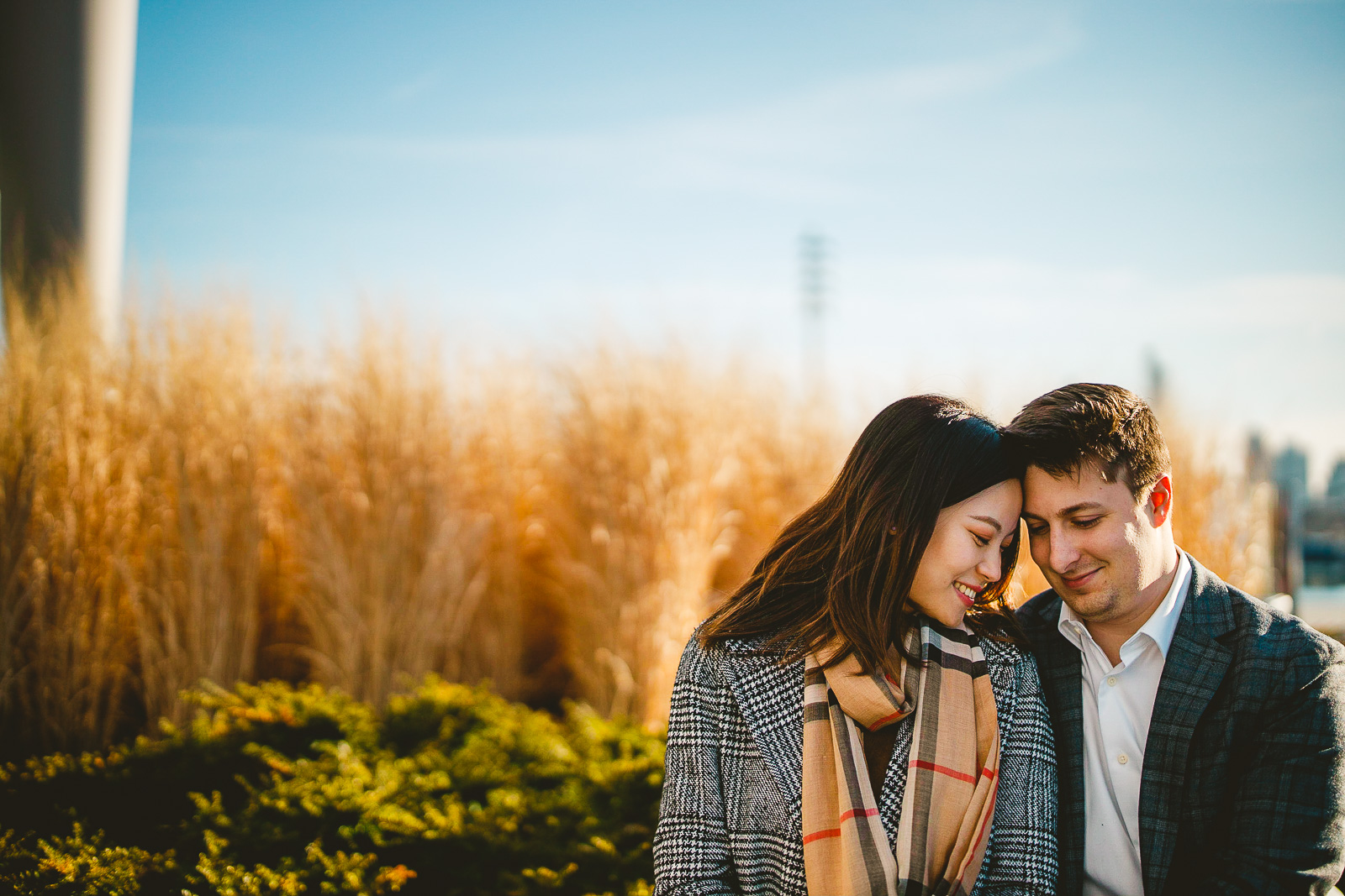 16 best engagement photos at chicago navy pier - Navy Pier Engagement Session // Tyler + Jing