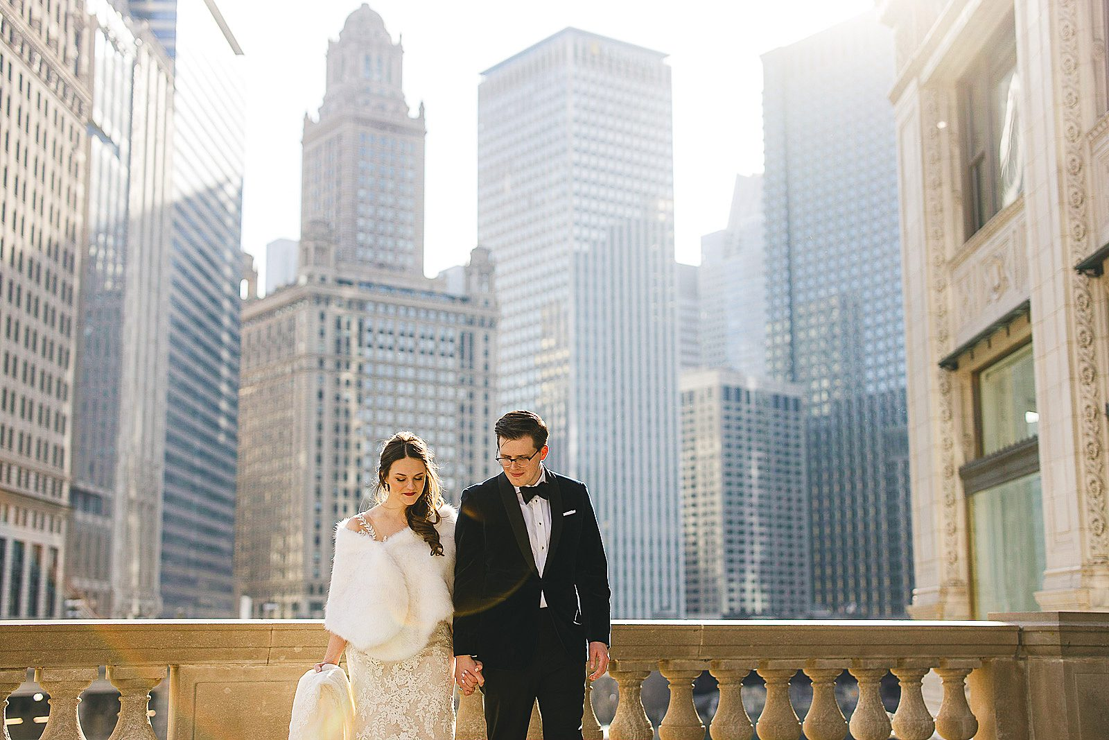17 chicago wedding photograhy - The Wedding of Samantha + Kyle in Chicago