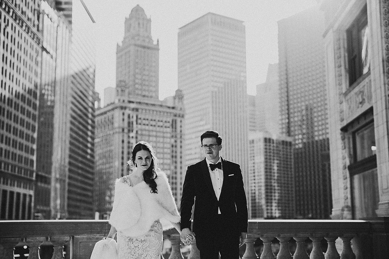 18 chicago wedding photograhy - The Wedding of Samantha + Kyle in Chicago
