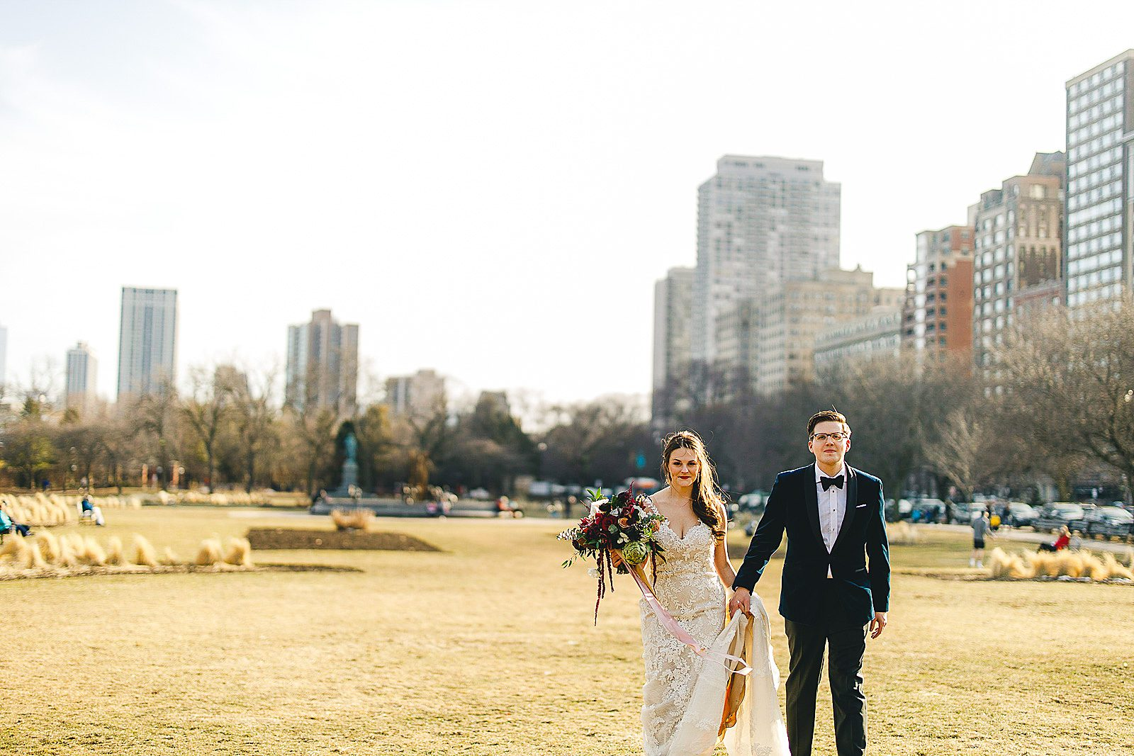 21 chicago wedding photograhy - The Wedding of Samantha + Kyle in Chicago
