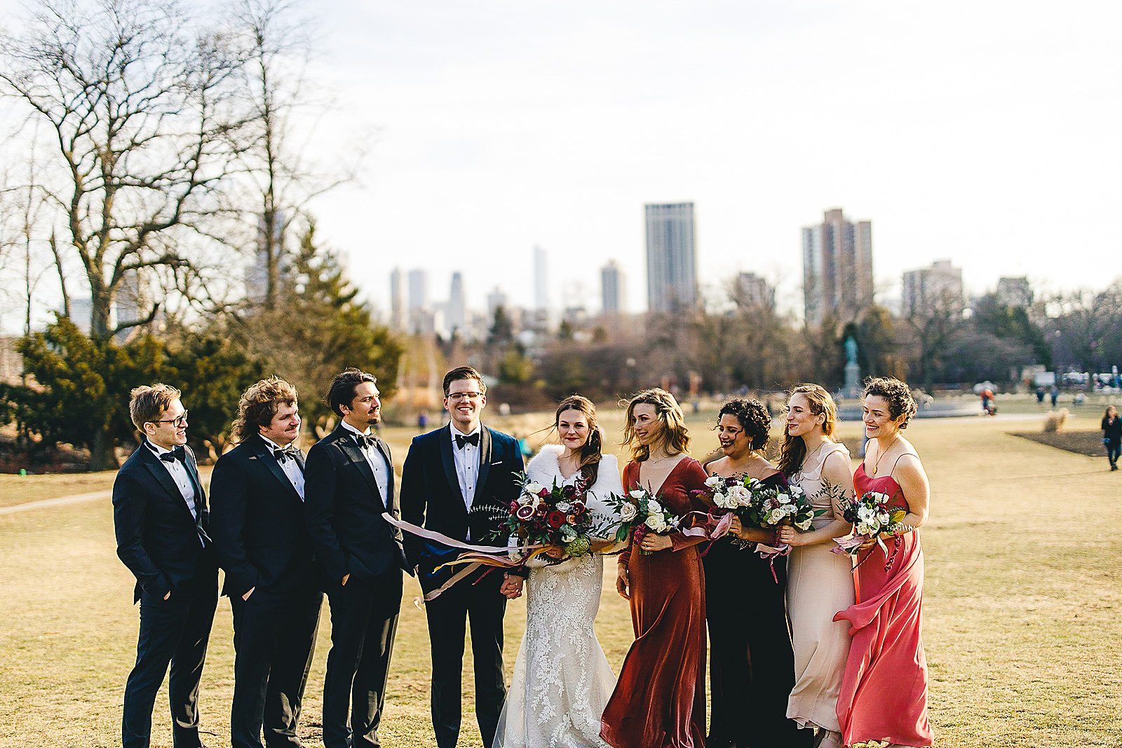 23 chicago wedding photograhy - The Wedding of Samantha + Kyle in Chicago