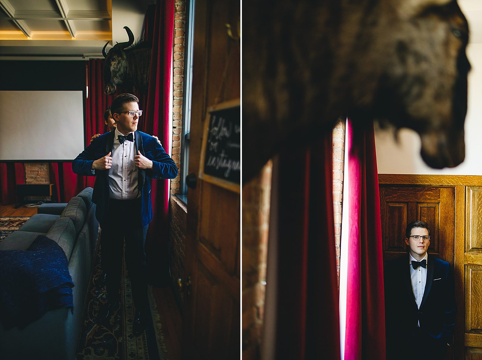 6 chicago wedding photograhy - The Wedding of Samantha + Kyle in Chicago
