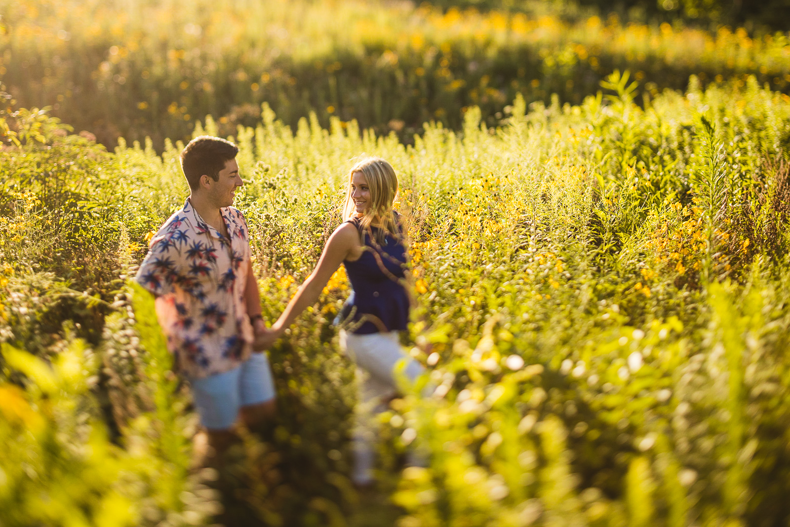 12 best chicago wedding and engagement photographers peter gubernat - Chicago Sunrise Engagement Photos // Mikayla + Dom