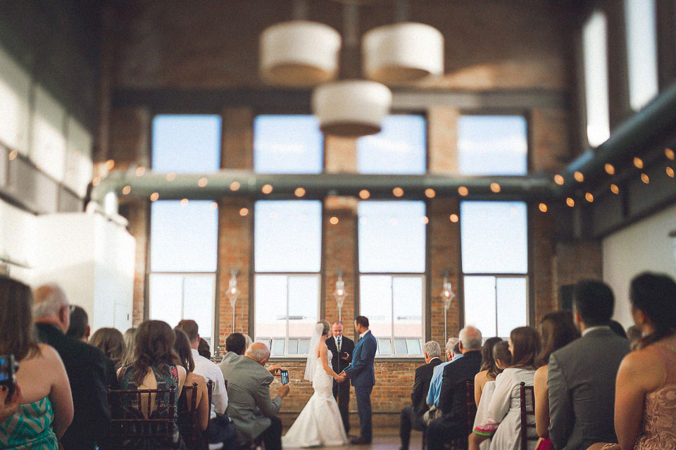 City View Loft // Chicago Wedding Venue