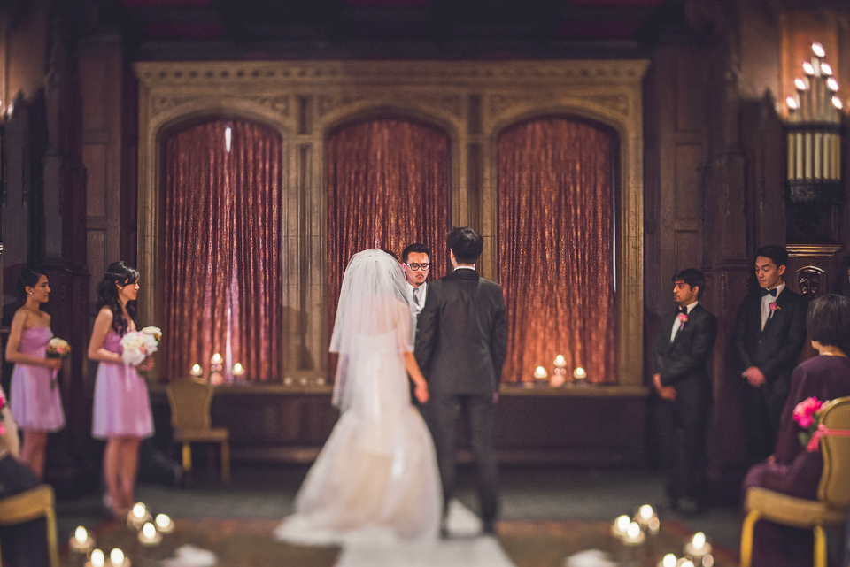 Intercontinental Hotel // Chicago Wedding Venues