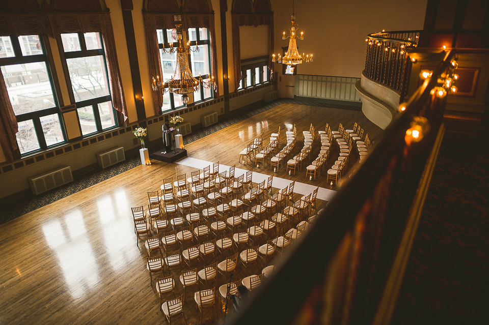 Germania Place // Chicago Wedding Venue