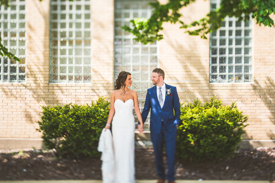 Lindsey + Jack // Chicago Suburb Wedding Photography