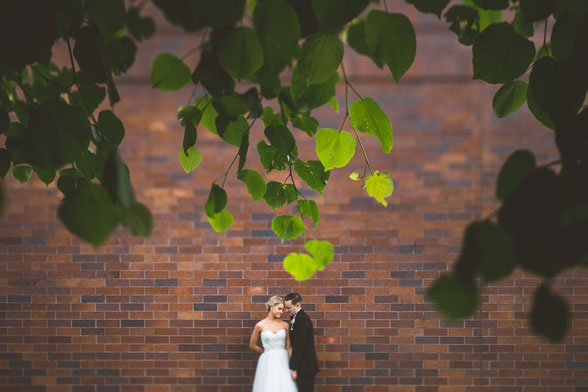 Kristina + Dave // Wedding Photographer in Chicago